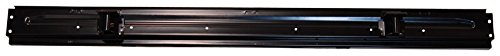 Cross Sill - Rear - 55-59 Chevy GMC Truck 1/2 Ton Stepside ('55 2nd Series) (Chevy 57 Rear 56 Chevrolet)