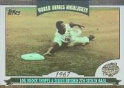 - 2004 Topps World Series Highlights Baseball Card #LB World Series