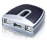 New-2 Port USB Manual Switch - US221A