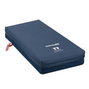 Invacare microAIR Alternating Pressure Mattress with Low Air Loss - MA55 Alternating Pressure Mattress w/ On-Demand - MA55