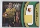 Ben Watson  70 99  Trading Card  2015 16 Topps Premier Gold   Football Fibers Relics   Green  Ff Bw