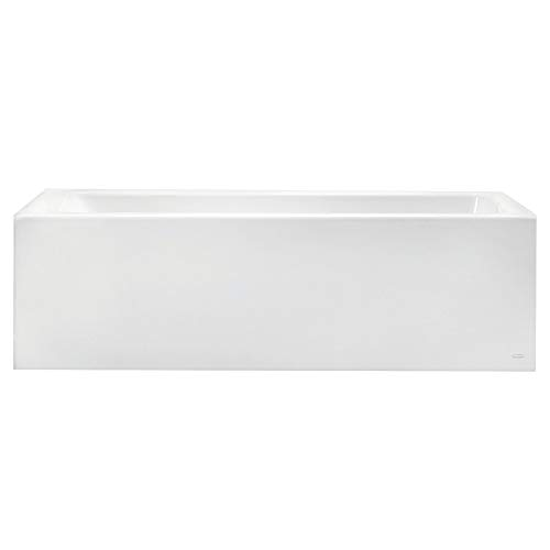 American Standard 2573102.020 Studio 60x30-inch Bathtub - Above Floor Rough-in with Built-in Apron White