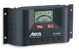 Solar Charge Controller w LCD Display by STECA