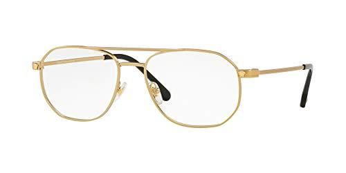 Eyeglasses Versace VE 1252 1428 TRIBUTE GOLD (Versace Mens Frames)