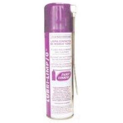LUBRILIMP0 Spray Limpia Contactos Residuo 0