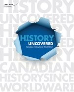 History Uncovered Canadian History Since World War I + PDF