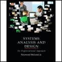 Systems Analysis and Design : An Organizational Approach, McLeod, Raymond, Jr., 0030551544