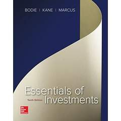 Essentials Of Investments W/Conn.Access