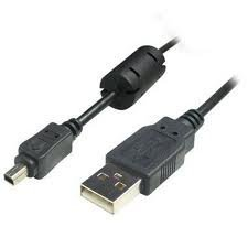Replacement U-4 U4 USB Data Cable Cord for Select Kodak Easyshare Digital Cameras (Compatible Models Listed Below)