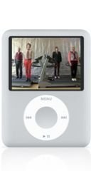 Apple Ipod Nano 4 Gb 3Rd Generation  Silver    Discontinued By Manufacturer