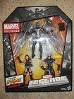 Marvel Legends Uncanny X-MEN X-Force Collector's 3-Pack SDCC 2012 Comic Con ARCHANGEL WOLVERINE PSYLOCKE