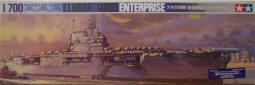 - Tamiya America, Inc 1/700 Enterprise Carrier, TAM77514