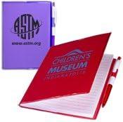 clear-viewノートブックwithペン200 quantity- $ 2.85各Promotional製品/バルク/ブランドロゴ/でカスタマイズされた