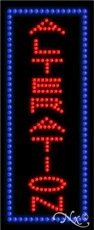 Alteration LED Sign (High Impact, Energy Efficient)
