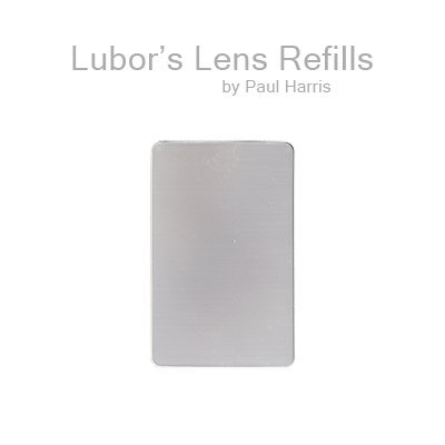 Refill Lubor's Lens (1 lens, no instructions) by Paul Harris - Trick