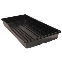 T O Plastics Standard Flat Trays (No Drain Holes), Case of 100 Trays by A.M. Leonard