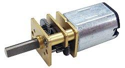90 RPM Micro GearmotorBlocks (1 Gearmotor)
