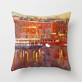 Adam Roach Costume (Alphadecor Pillow Shams 18 X 18 Inches / 45 By 45 Cm(twice Sides) Nice Choice For Bedding,adults,lounge,office,dinning Room,her Watercolor)
