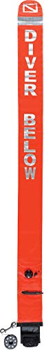 (Mares All-in-One Diver Marker Buoy)