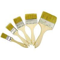 "UPC 743153001219, Artifact Chip Brush Set - Set of 5 brushes 1"" to 4"""