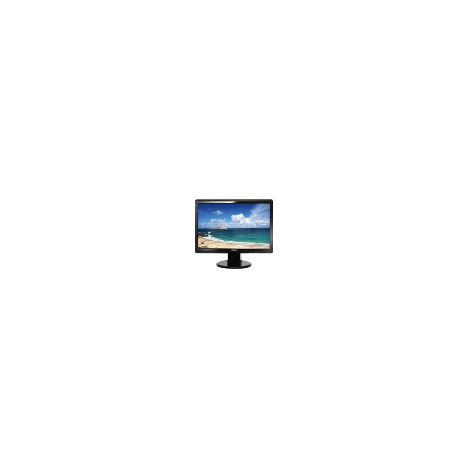 ASUS LCD MONITORS, ASUS VH198T Widescreen LED LCD Monitor (Catalog Category Computer Technology / Computer Displays)