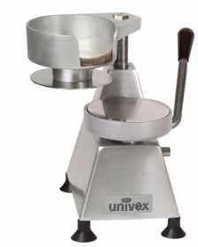 6'' Hamburger Mold - Patty Press - Univex 1406 by UNIVEX CORPORATION