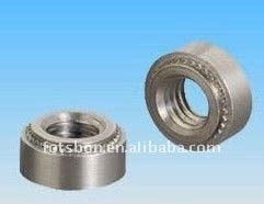 Nuts SP-M5-2press in Nuts,self-clinching Nuts,Stainless Steel 416,Vacuum Heat Treatment,Nature,in Stock