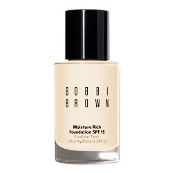 1 Ounce Moisture Rich Foundation (Bobbi Brown Moisture Rich Foundation SPF15 - #3.25 Cool Beige - 30ml/1oz)