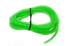 twis-les-electrical-cord-cover-detangler-neon-green