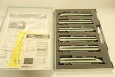 TOMIX トミックス 100系 山陽新幹線 フレッシュグリーン 6両セット 92823 B07STQTSZL