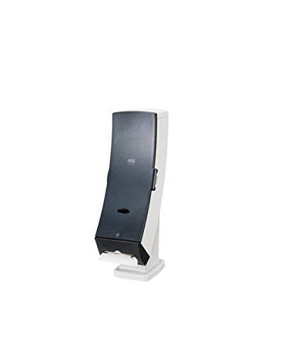 Sistemas dispensador justOne para servilletas Tork alta capacidad 1000pz) Color Gris