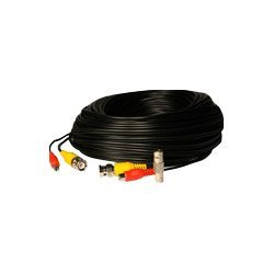 SECURITY LABS SLA31 50-ft BNC Video Power Extension Cable