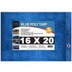 Proven Brands Blue Poly Tarp (16'x20')