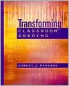 img - for Transforming Classroom Grading (text only) by R.J. Marzano book / textbook / text book