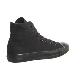Converse Chuck Taylor All Star - Zapatillas de tela, unisex Black Monochrome