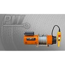 PROWINCH - 660 lbs. Winch Light Duty 110~120V 60HZ 1 Phase