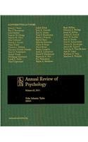 Annual Review of Psychology W/ Online, Vol. 62