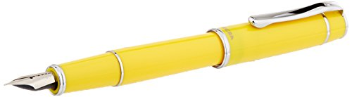 Pilot Prera Medium-Nib Yellow Body Fountain Pen (FPR-3SR-Y-M)