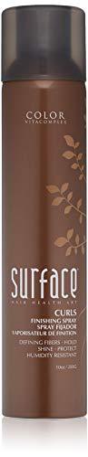 - Surface CURLS Finishing Spray 10 oz