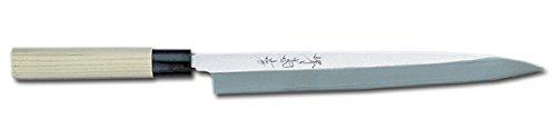 Sakai Takayuki Yasuki Yellow Steel,New Kasumitogi,Yanagiba(Sashimi) Knife (270mm) by Sakai Takayuki
