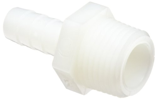 Dixon TN34 Nylon Tuff-Lite Fitting, Nipple, 1/2