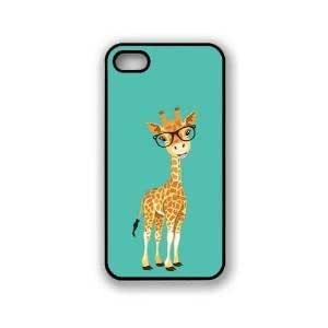 Iphone Case,iphone 5 Case,iphone 5/5s/5g Cover,LYYF Fashion and High Quality Cartoon Giraffe Hard Case/cover/skin for Iphone 5/5s