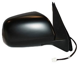 TYC 5290331 Toyota Tacoma Passenger Side Power Non-Heated Replacement Mirror, Black ()