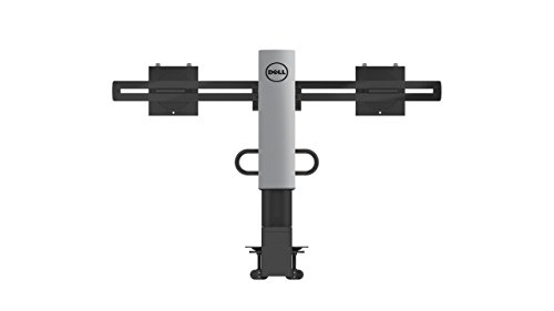 Dell MDA17 Dual Monitor Arm, Black