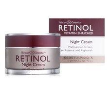 Skincare LdeL Cosmetics Retinol Vitamin Enriched Night Cream 1.7 oz Neutrogena Pore Refining Daily Cleanser 6.7 oz (Pack of 6)