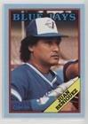 Juan Beniquez (Baseball Card) 1988 O-Pee-Chee - Box Bottoms - Blank Back #C