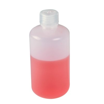16 oz./500mL Nalgene Low-Particulate Narrow Mouth Bottle with 28mm Cap (1 Each) by Product Conect