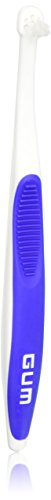Gum 308 End Tuft Toothbrush - Colors Vary (3 - Brush Dental