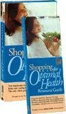 Maker's Diet Shopping for Optimal Health DVD & Resource - Dallas Shopping Outlet