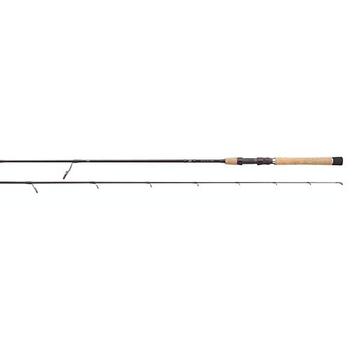 - Daiwa BB76MXS Daiwa, Back Bay 1 Piece Spinning Rod, 7.6